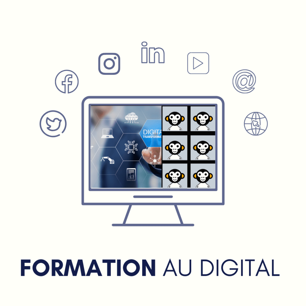 formation au digital @theconnectinghub